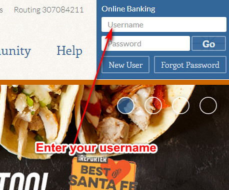 Del Norte Credit Union online banking